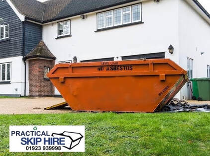 Practical Skip Hire in Rickmansworth
